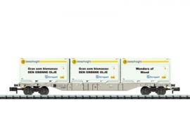 18408 Containerwagen type Sgnss