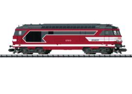 Minitrix 16706. Diesel elektrische Locomotief 67513 SNCF.