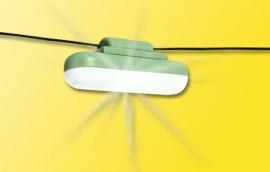 Viessmann 63662 : Hanglamp aan een draad, met LED