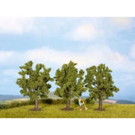 Noch 25510# Fruitbomen groen 3 stuks