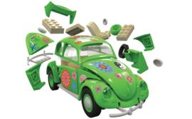 Airfix J6031 # Volkswagen Beetle (Flower Power)