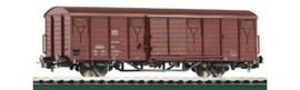 Piko 54069. Gesloten goederenwagen Gds258 van DB AG Periode V