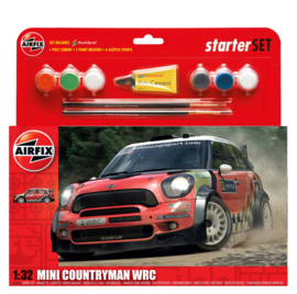 Airfix A55304 : MINI Countryman WRC Start Set