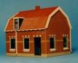 Holland Scale Plattelandshuis (Model nr.13)