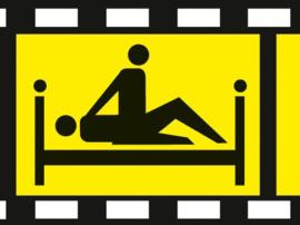 NOCH 15951# Sexy scene op het bed
