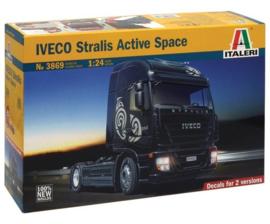 Italeri # 3869 Iveco Stralis Active Space