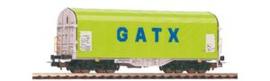"""Piko  58958. Schuifwandwagon """"GATX""""  Ep. VI"""