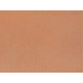Noch 60355# 3D structuurfolie dakstenen rood