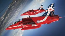 Airfix  A02005B : BAe Red Arrows Hawk