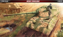 Academy 13229 German King Tiger (Last Production)