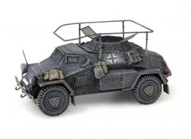 Artitec 387.106-GR SdKfz 223, 4-rad, Funkwagen, MG34 (grijs)