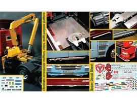 Italeri 3854#Truck Accessoires  Set