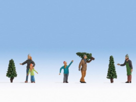 Noch 15927 # Kerstbomenverkoop