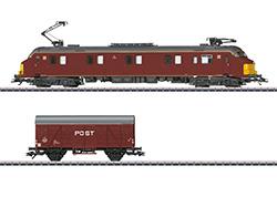26613 Elektrische postmotorwagen, serie mP 3000