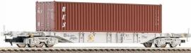 Fleischmann 524602 Containerwagen  (NS)