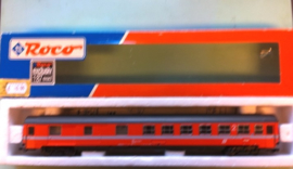 Roco 44663 : Personen-/bagagewagen DBmsz  (ÖBB)