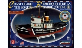 Lindberg 77225  Coast Guard Tug Boat