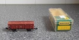 Minitrix 51 3531 00 Klapdekselwagen (DB)