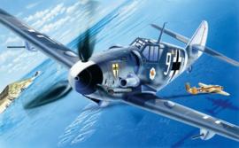 Italeri 0063#Messerschmitt BF-109 G-6