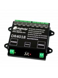 DR4018 : Schakeldecoder met 16 uitgangen
