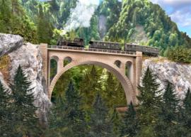 Kibri 37666 - Maggiadal brug-viaduct