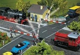 Faller 120171 # Spoorwegovergang met beweegbare bomen