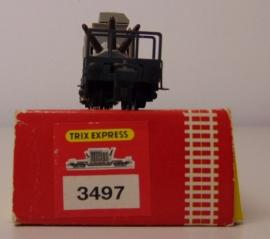 Trix Express 3497 dieplader met trafo (DB)