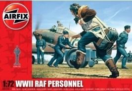 Airfix  A01747 : WWII RAF Personeel