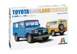 Italeri 3630#Toyota Land Cruiser BJ-44 (1:24)