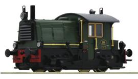 Roco 78015.  Diesellocomotief serie 200/300(Sik) van de NS.( Wisselstroom Sound)