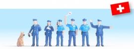 Noch 15075 : Zwitserse politieagenten,
