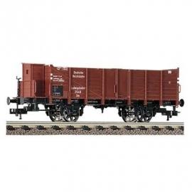 Fleischmann 5210K Open goederenwagen met remmershuis (DRG)