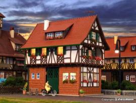 """VOLLMER 43734 :""""Gerberhaus"""" (vakwerkhuis)"""