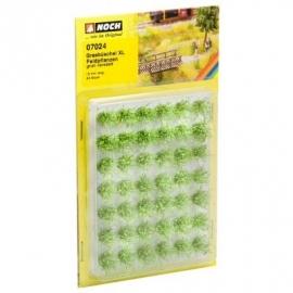 NOCH 07024 : Wilde planten groen XL, 42 stuks