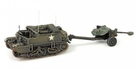 Artitec 387.126 Universal Carrier + 6-pdr AT gun (UK)