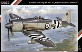 SH : 72073 Hawker Sea Fury FB.Mk. 11