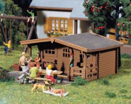 Faller 130208# #3 houten tuinhuisjes