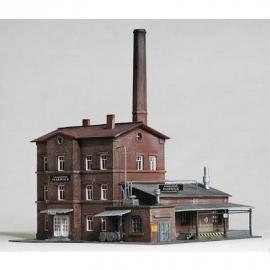 Piko 60010 - Gitarenfabriek  'Warwic'