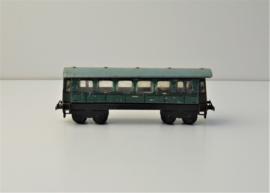 Trix Express 20 152. Personenrijtuig blik