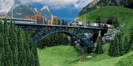 Faller 222580 : Bietschtal-brug