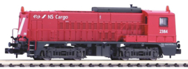 Piko 40441# Diesel locomotief 2200 NS Cargo in rode uitvoering