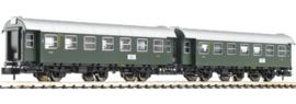 Fleischmann 809904 # Ombouwwagens, 3e klasse (DB)