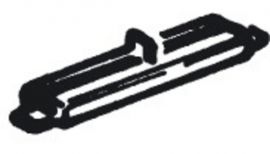 Roco 42611 : Isoleer raillasjes
