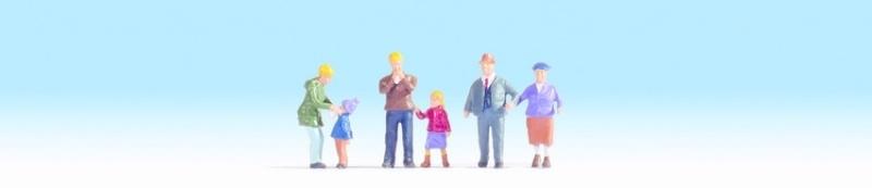 Noch 15930 # Familie Meier in de winter