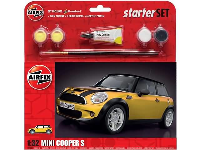 AIRFIX A55310 : Mini Cooper S