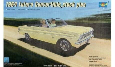 Trumpeter  02509  : Futura Convertible