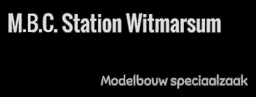 M.B.C. Station Witmarsum