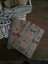 Boekje krant