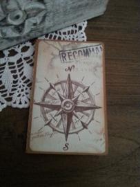 Boekje kompas