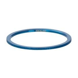 iXXXi Ring Sandblasted ; Blue